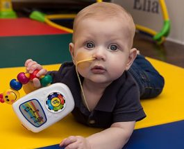 Edgewater Church Works To Save Life Of 8-Month-Old Boy With Rare Disorder