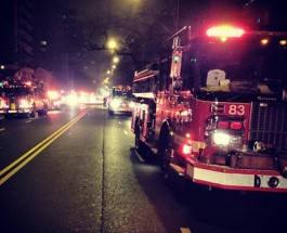 No Injuries In Edgewater High-Rise Fire, One Pet Dies