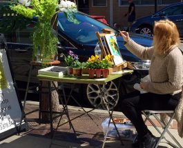 Andersonville To Hold Its Third Annual Flower Show