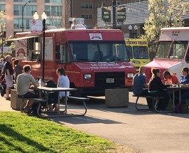 Food Truck Fridays At Edgewater Beach A Big Success, New Later Time Announced