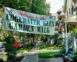 Edgewater Glen Residents Hold Their 46th Annual Garden Walk This Weekend