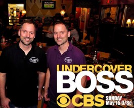 Hamburger Mary's Owners Hit CBS Reality TV This Sunday On 'Undercover Boss'