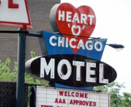 SWAT Teams Surround Heart O' Chicago Motel, Man Taken Away From Scene On Stretcher