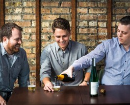 New Upscale Edgewater Wine Bar Set To Open On Broadway By Early December