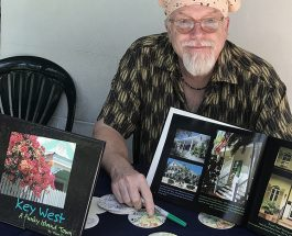 Edgewater's Key West Connection, Area Resident Details His Island Love With New Book