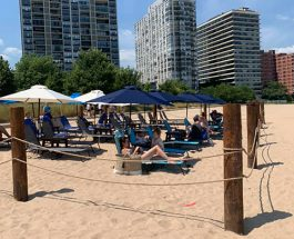 Osterman Beach's LakeBreeze Cafe Expands With A New Lounging Area And Sunday Brunch
