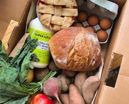 Local Restaurants Offer Something Fresh With Pop-Up Grocery Stores