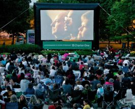 2017 Movies In The Park Line-Up For Edgewater