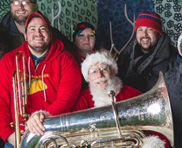 Edgewater's Northside North Pole Event Expands Into A Full One Day Holiday Extravaganza