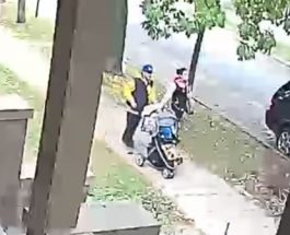 Video Shows Edgewater Thieves Stealing Packages Behind Amazon Delivery Truck