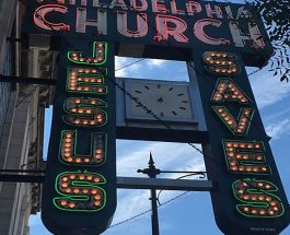 Andersonville's Iconic 'Jesus Saves' Sign In Need Of Urgent Repair, Funding Campaign Could Help