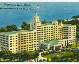 Demolished Edgewater Beach Hotel's Sister Resort In Mississippi Met Similar Fate