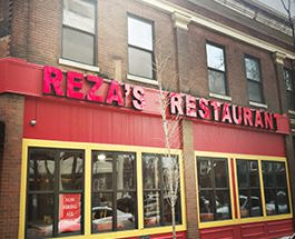 Reza's Restaurant To Open New Space With High-Tech Tap Room