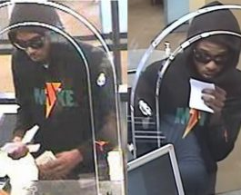 Repeat Robbery Suspect Hits Edgewater Bank Tuesday