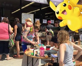 Annual Sidewalk Sale Takes Over Andersonville This Weekend, Pokemon Go 'Lures' Add To Fun
