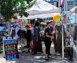Over 30 Andersonville Businesses Participating In This Year's Sidewalk Sale