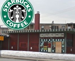 Starbucks Officially Will Take Over Old Carson's Ribs Property, Construction To Begin Early 2018