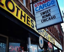 Chicago's Iconic Strange Cargo Is Moving To The Andersonville Strip