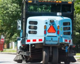Street Sweeping Starts This Week, City Develops App To Monitor Sweepers
