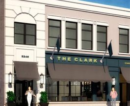 Rendering Released Of Swedish Bakery Building Transformation, To Become 'The Clark'