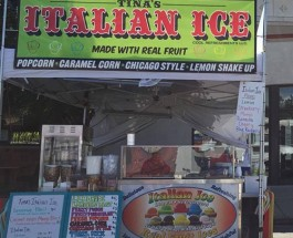 New Italian Ice Shop Opening On Bryn Mawr In Early June