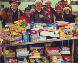 Care For Real Toy Drive To Benefit 1,000 Edgewater Children In Need, Here's How To Donate