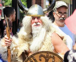 Unleash Your Inner Viking This Weekend In Andersonville