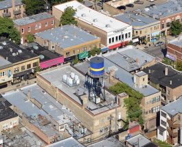 Iconic Water Tower Will Once Again Rise Over Andersonville Tomorrow