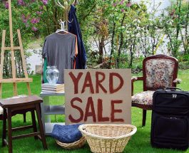 Upcoming Edgewater Yard Sale To Be One Of The City's Largest