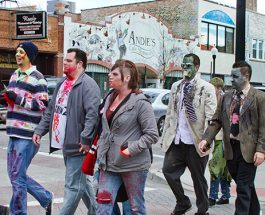 This Weekend's 10th Annual Zombie Pub Crawl Will Introduce New Event For Children