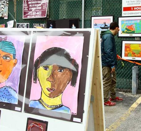 Upcoming 2016 Edgewater Art Fair Will Have Something For Everyone