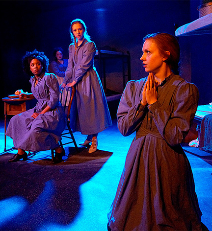 Edgewater's Art Scene Flourishes As Artemisia Joins An Impressive List Of Local Theaters