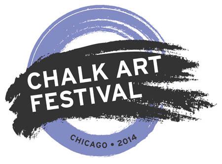 Chicago Chalk Art Festival, A Temporary Art Installation In Edgewater!