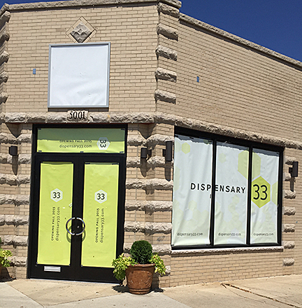 Andersonville Marijuana Dispensary Close To Opening
