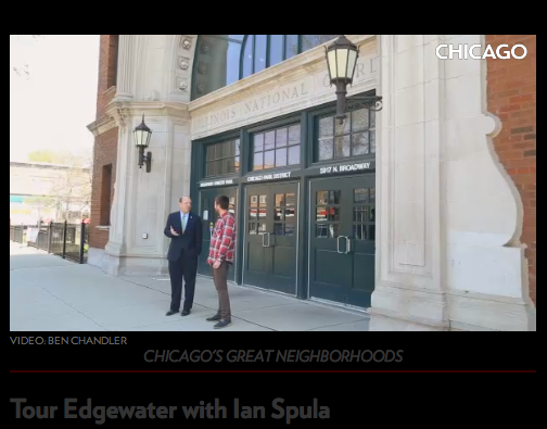 Chicago Magazine Highlights Edgewater In New Video, Watch It!