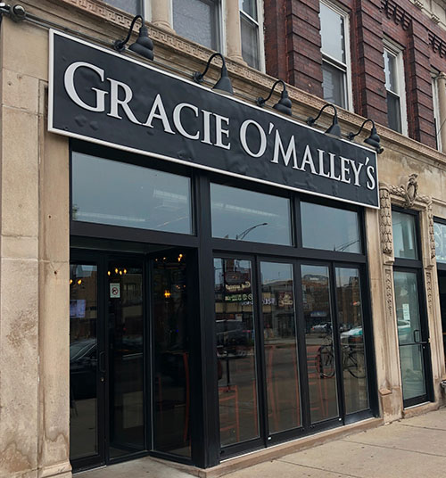 New Edgewater Irish Pub Gracie O'Malley's Opens Second Wicker Park Location