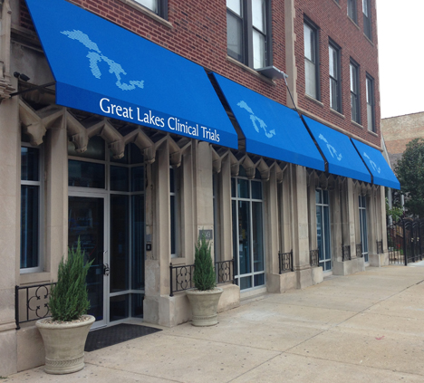 Great Lakes Clinical Trials Opening in Andersonville
