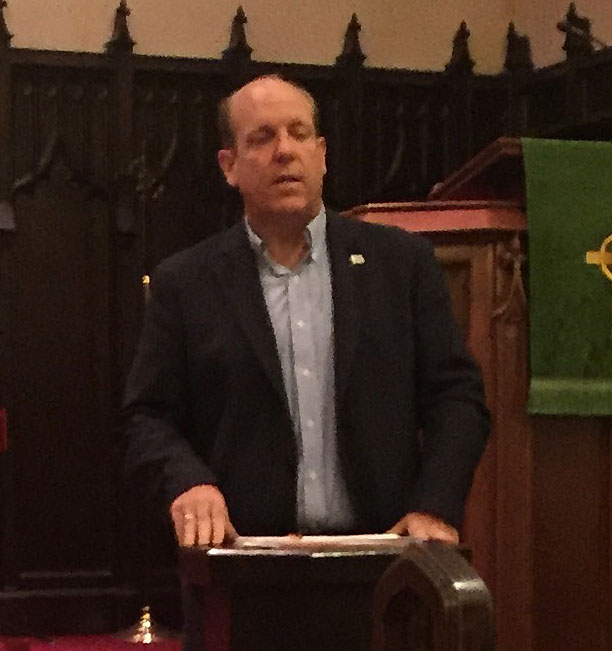 Alderman Osterman Will Livestream One Of Four Upcoming Town Hall Meetings