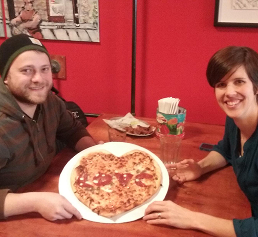 Heart-Shaped Pizzas, Desserts and 'Sadness' – A Few Valentine's Events In Edgewater