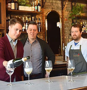 Income Tax Wine Bar Will Not Reopen Once Dining Ban Is Lifted