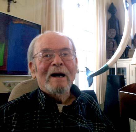 Local Artist John Kearney Dies But Leaves a Sculptural Legacy