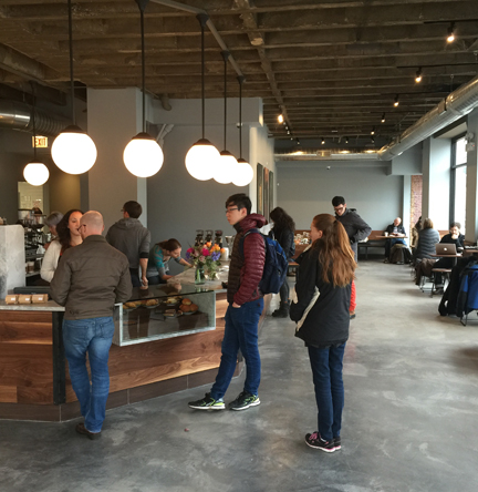 La Colombe Coffee Roasters Opens In Andersonville