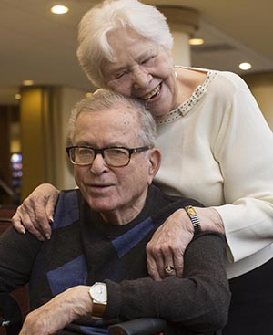A Celebration Of One Man's Milestone Birthday And 100 Years Of Service