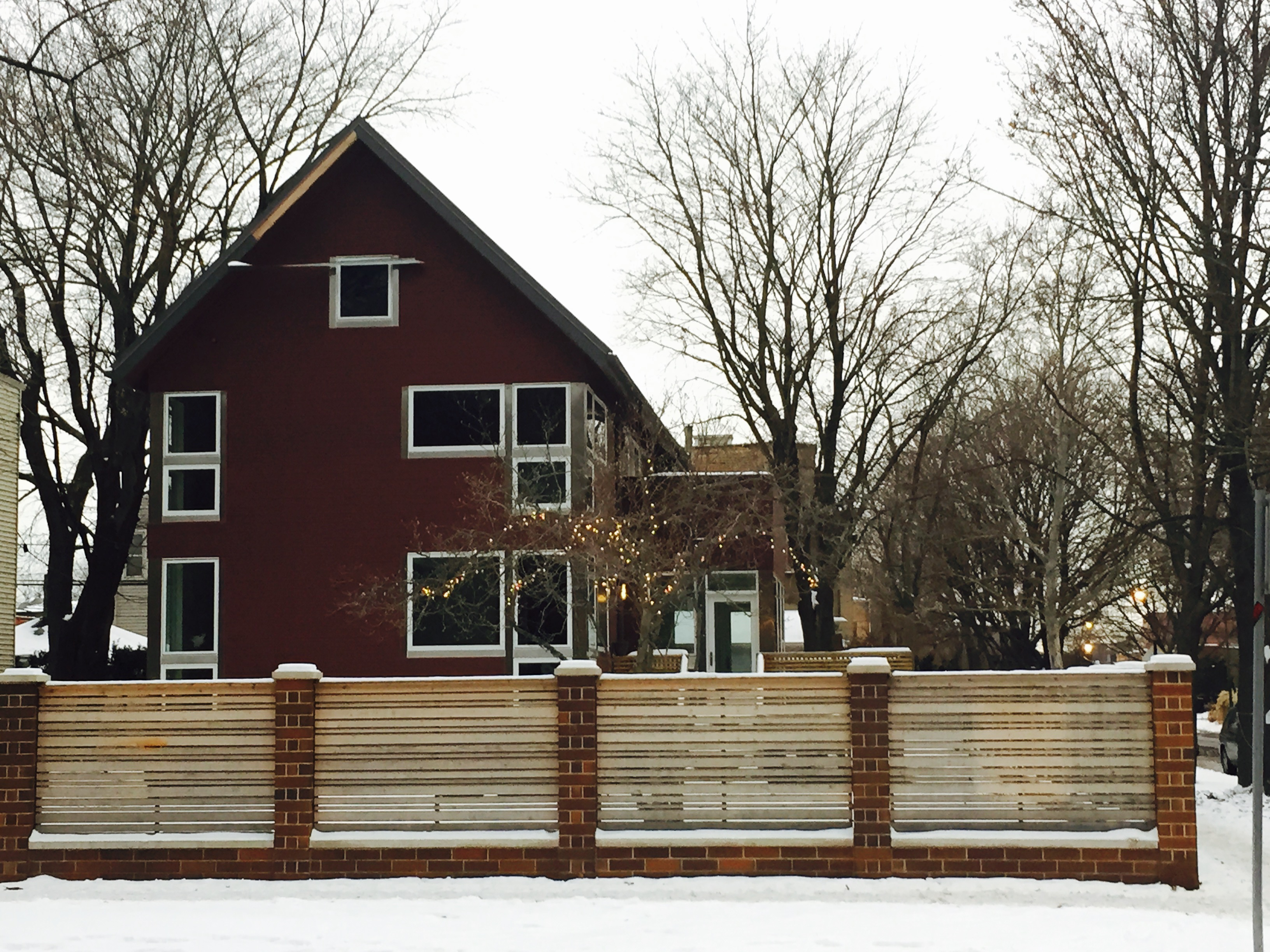 Greenest House in Andersonville Could Be Demolished