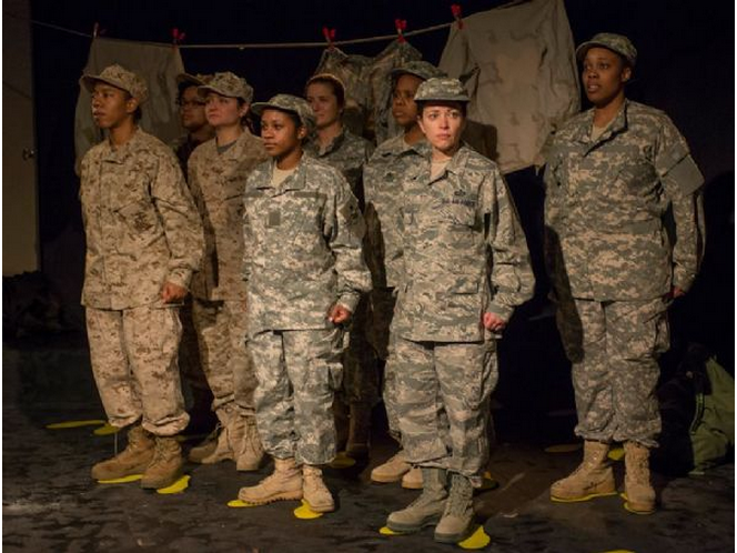 Rivendell Theatre's 'Women at War' Finishes To Rave Reviews