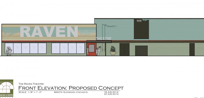 Raven Theatre Plans For the Future With New Renovations