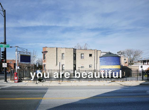 You Are Beautiful Art Installation Surpasses Fundraising Goal