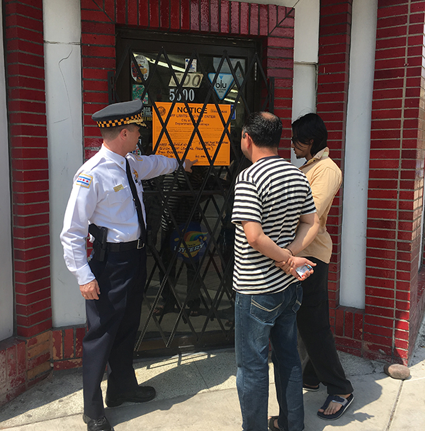 16 Arrests Made, 4 Businesses Closed Or Cited In 48th Ward Drug Bust