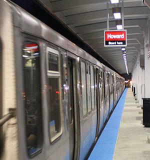 Southbound Service For Edgewater CTA Red Line Stations Suspended Through Mid-August