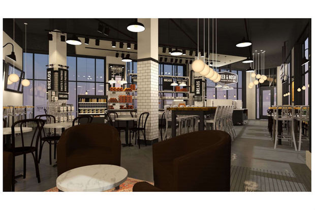 New Baker and Nosh Location To Open Early 2017, Owners Share First Images